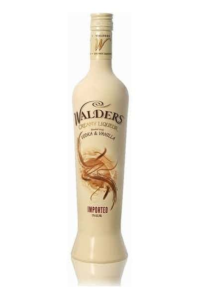Walder's Vodka & Vanilla