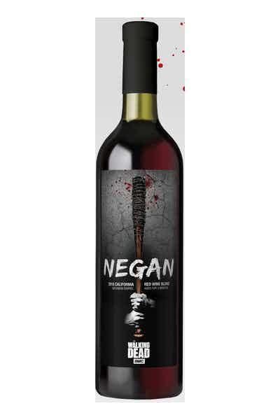 Walking Dead Negan Bourbon Barrel Red Blend