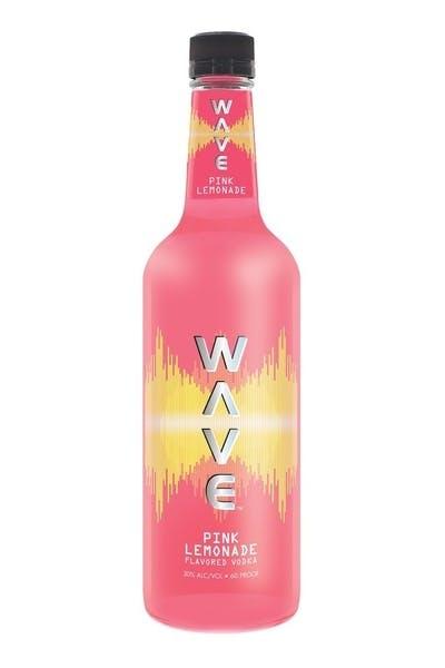Wave Pink Lemonade Vodka