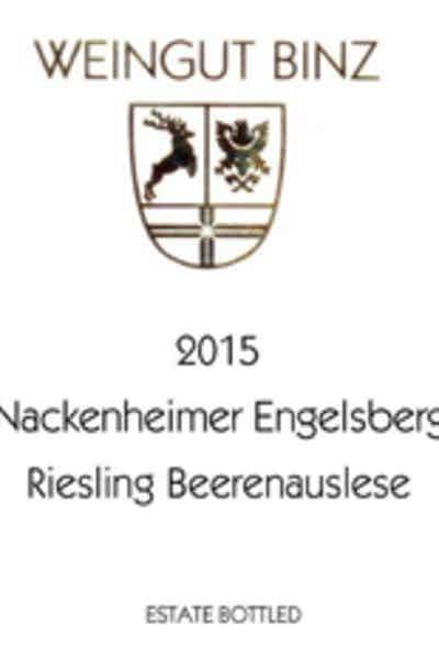 Weingut Binz Nackenheimer Engelsberg Riesling Beerenauslese