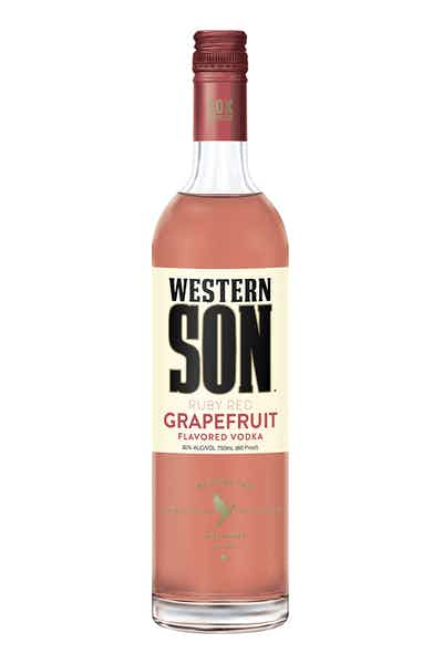Western Son Grapefruit Vodka