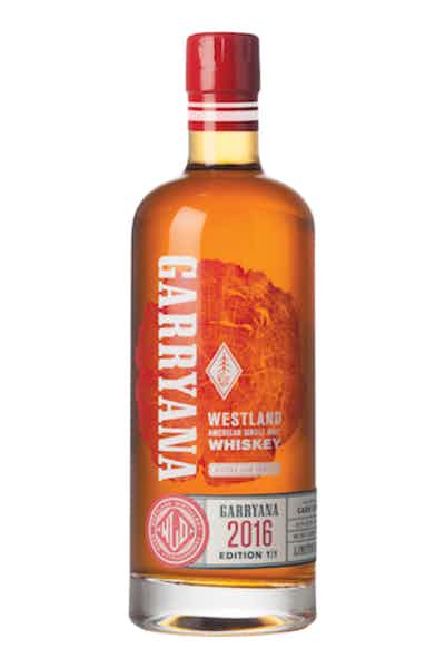 Westland Garryana American Single Malt Whiskey