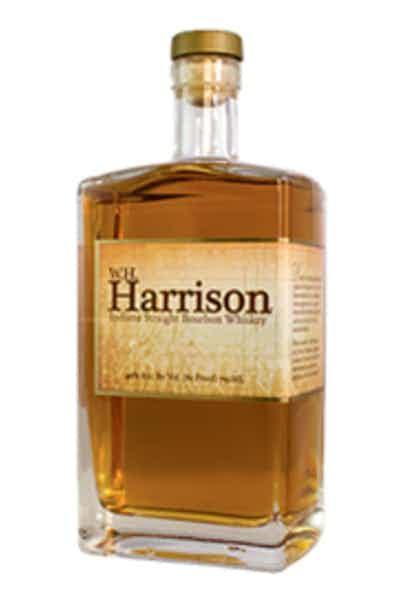 W.H. Harrison Indiana Straight Bourbon Whiskey