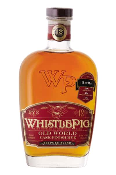 WhistlePig Rye Bespoke Blend 12 Year Whiskey - BevMo! Private Collection