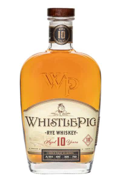 WhistlePig Rye 10 Year