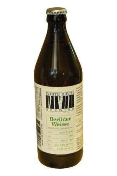White Birch Brewing Berliner Weisse