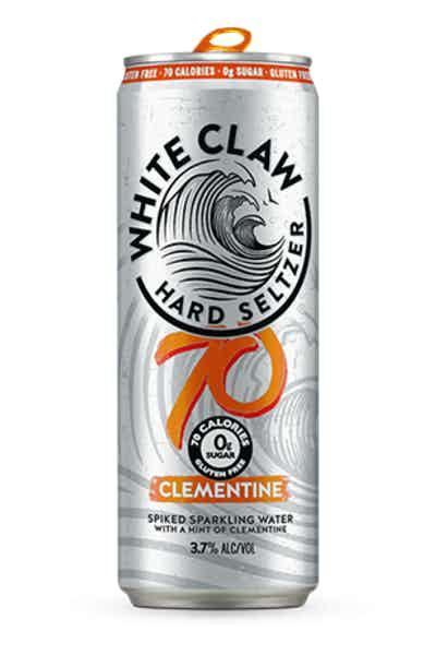 White Claw 70 Clementine