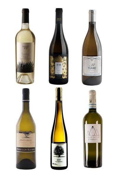 White Wine Sampler
