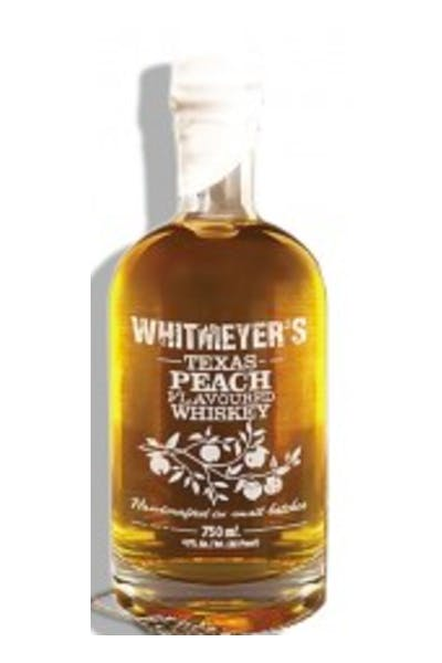 Whitmeyer's Texas Peach Whiskey