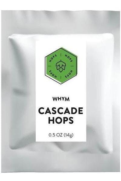 WHYM Cascade Hops