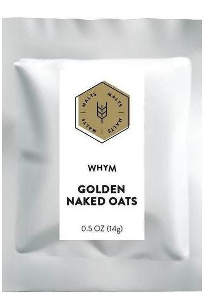 WHYM Golden Naked Oats