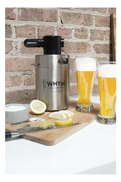 WHYM Lemon Shandy Recipe Kit