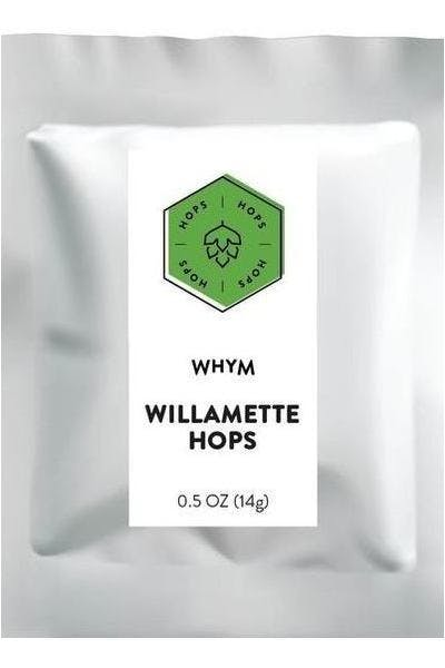 WHYM Williamette Hops
