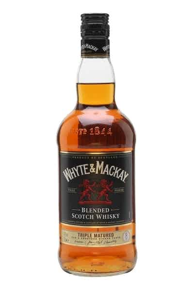 Whyte & Mackay Scotch