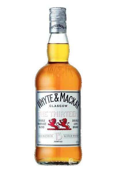 Whyte & Mackay Scotch 13 Year