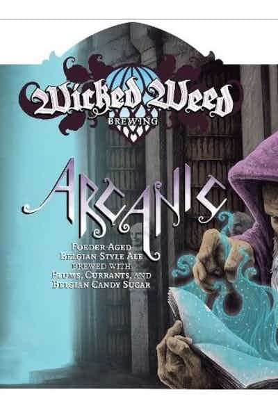 Wicked Weed Brewing Arcanic