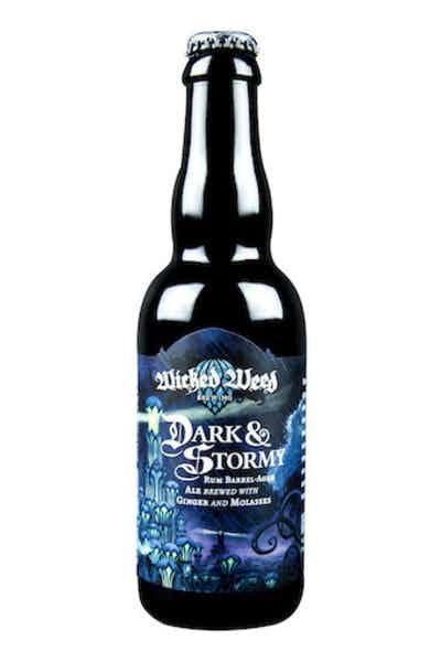 Wicked Weed Brewing Dark & Stormy