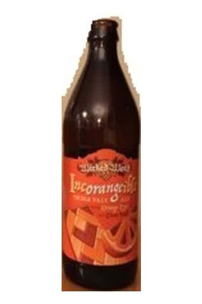 Wicked Weed Brewing Incorangeible IPA