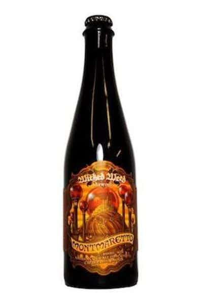 Wicked Weed Brewing Montmaretto