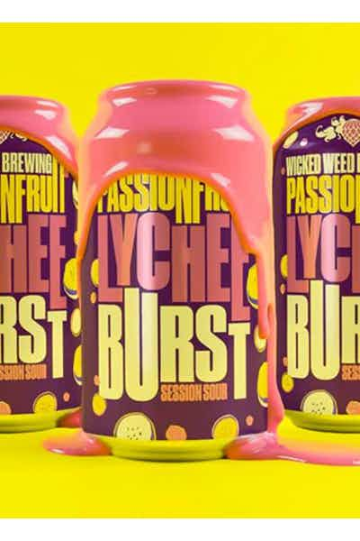 Wicked Weed Passion Fruit Lychee Burst Session Sour