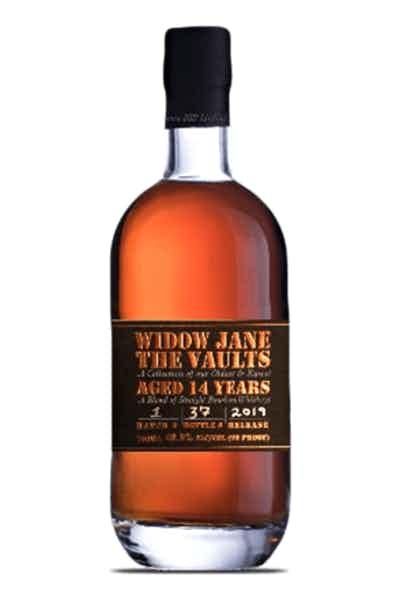Widow Jane 'The Vaults' Straight Bourbon 14 Year
