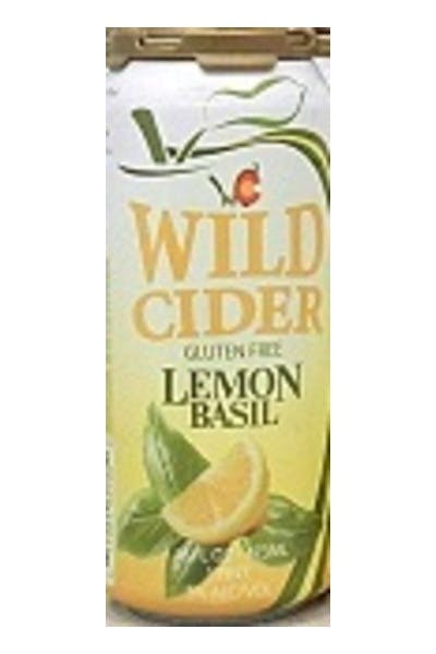 Wild Cider Lemon Basil