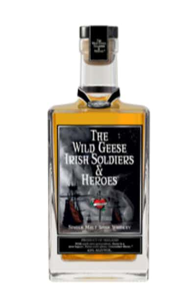 The Wild Geese Soldiers and Heroes Single Malt