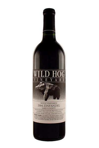 Wild Hog Nova Zinfandel
