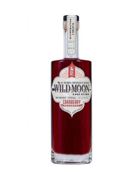 Wild Moon Liqueurs Cranberry