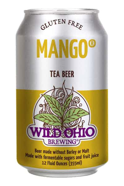 Wild Ohio Mango Tea Beer
