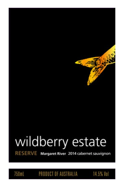 Wildberry Estate Cabernet Sauvignon Reserva 2014