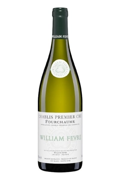 William Fevre Chablis Fourchaume Premier Cru 2015