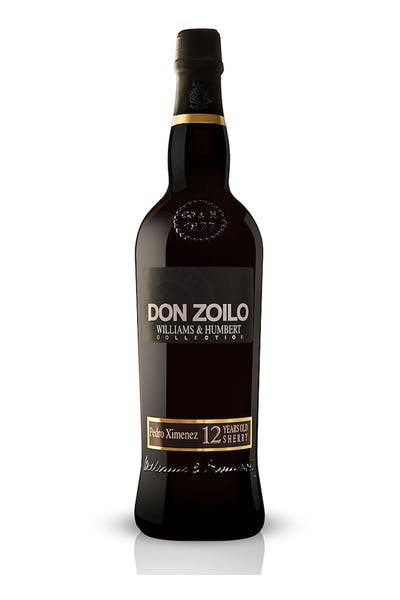 Williams & Humbert Don Zoilo Pedero Ximenez 12 Year