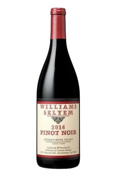 Williams Selyem Pinot Noir 2014