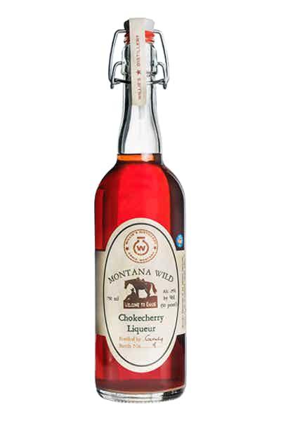 Willie's Wild Montana Chokecherry Liqueur