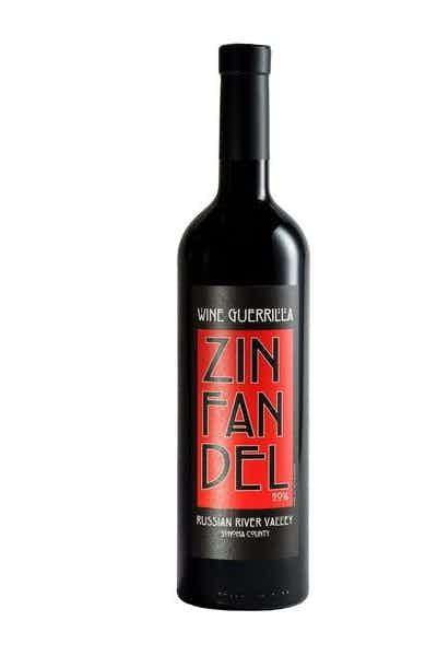 Wine Guerrilla Russian River Valley Zinfandel