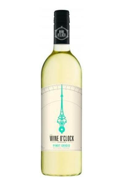 Wine O'Clock Pinot Grigio