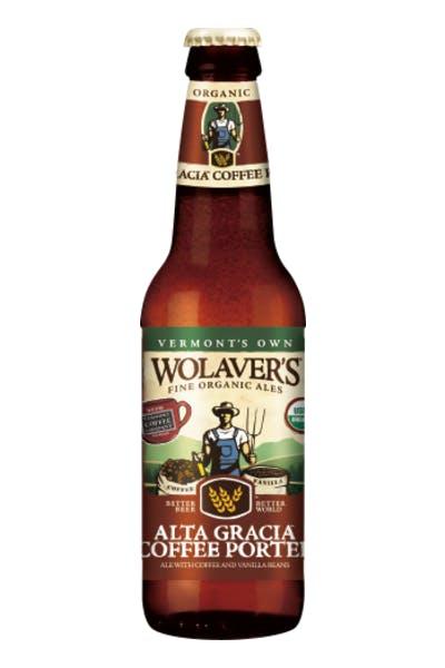 Wolavers Alta Gracia Coffee Porter