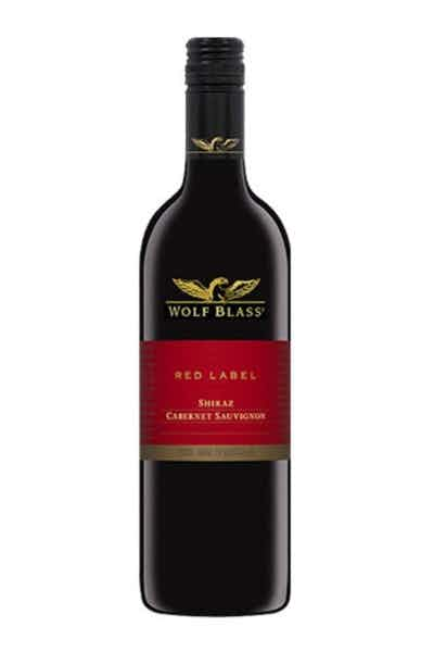 Wolf Blass Red Label Cabernet Shiraz