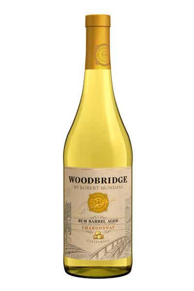 Woodbridge Rum Barrel Aged Chardonnay White Wine by Robert Mondavi