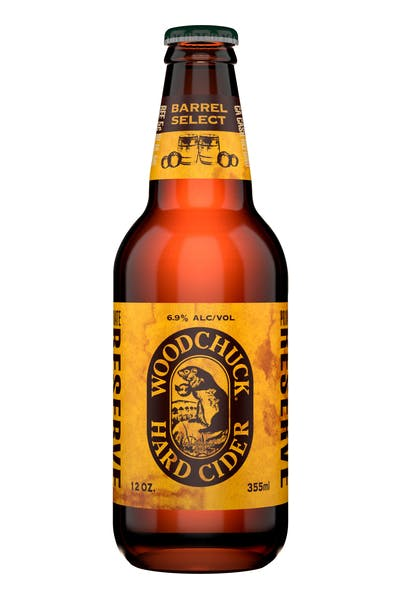 Woodchuck Private Reserve Barrel Select