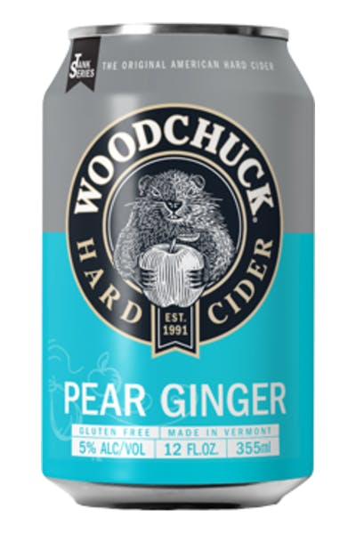 Woodchuck Tank Pear Ginger