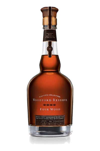 Woodford Reserve Master's Collection Four Wood Finish