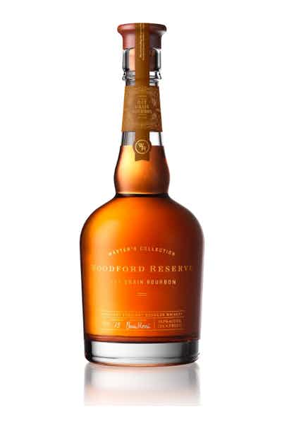 Woodford Reserve Master's Collection Kentucky Straight Bourbon Whiskey Oat Grain