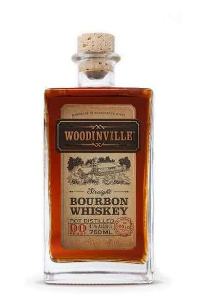 Woodinville Whiskey Straight Bourbon