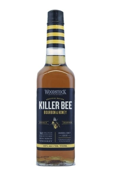Woodstock Killer Bee Honey Bourbon