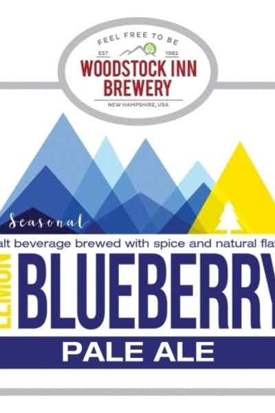 Woodstock Lemon Blueberry Pale Ale