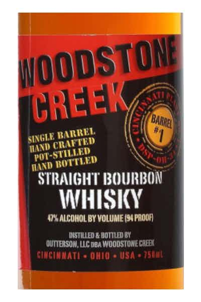 Woodstone Creek Five Grain Bourbon Barrel #1