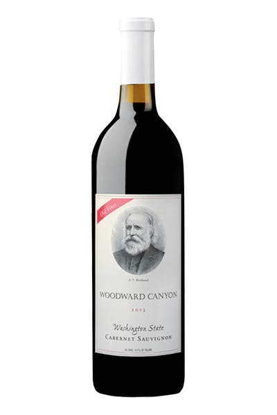 Woodward Canyon Cabernet Old Vine