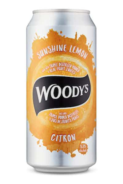 Woody's Sunshine Lemon Vodka Cooler